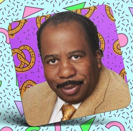 Stanley Hudson Drink Coaster