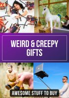 Weird Gifts // Awesome Stuff to Buy