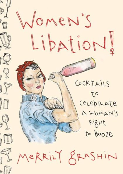 Women's Libations Cocktail Book