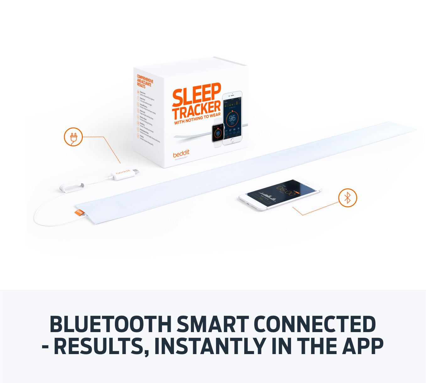 Beddit 3 Smart Sleep Tracker
