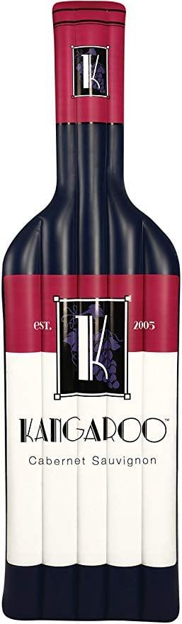 Bottle of Wine Pool Float
