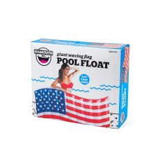 Giant American Flag Pool Float