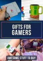 Gifts for Gamers // Awesome Stuff to Buy