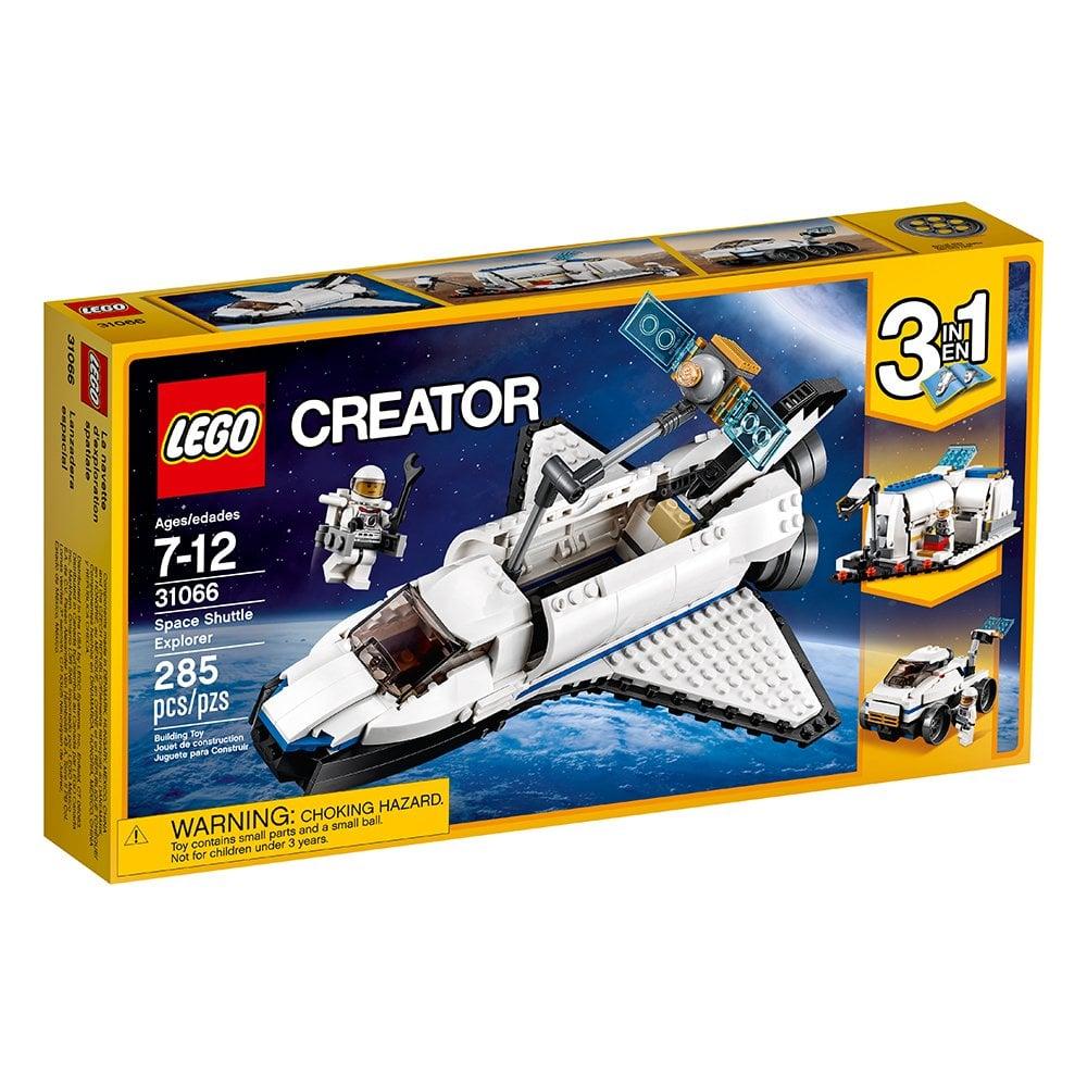 Lego Creator Space Shuttle Explorer