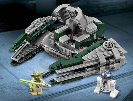 LEGO Star Wars Yoda's Starfighter
