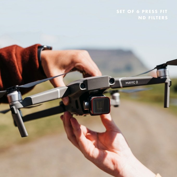 Moment: Anamorphic Lens, Filters, & Cases for Drones