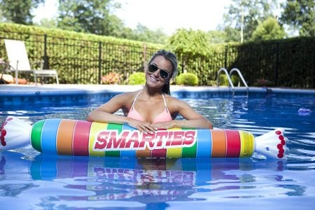 Smarties Noodle Pool Float