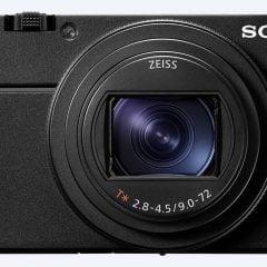 Sony RX100 VII Digital Camera