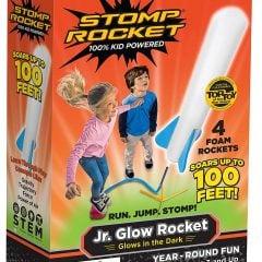 Stomp Jr. Glow Rocket