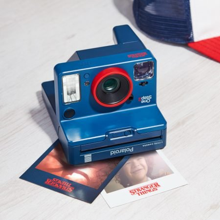 Stranger Things Polaroid Camera