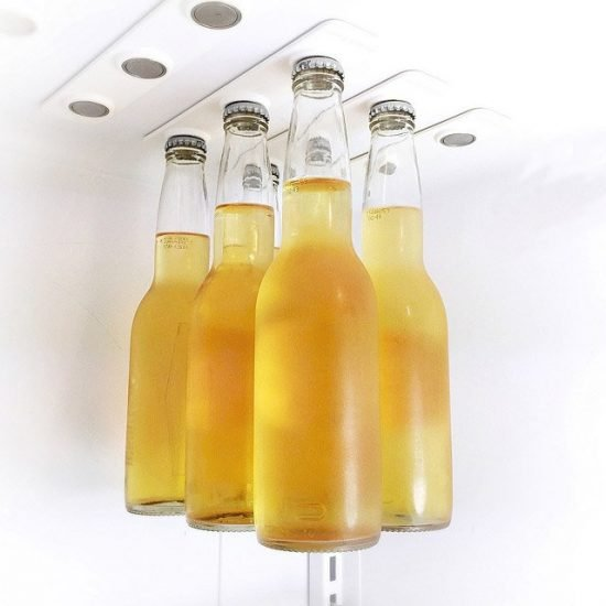 BottleLoft : Magnetic Strips for Beer Bottles