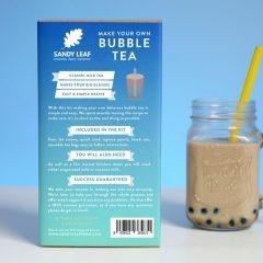 Make Your Own Bubble Tea Kit