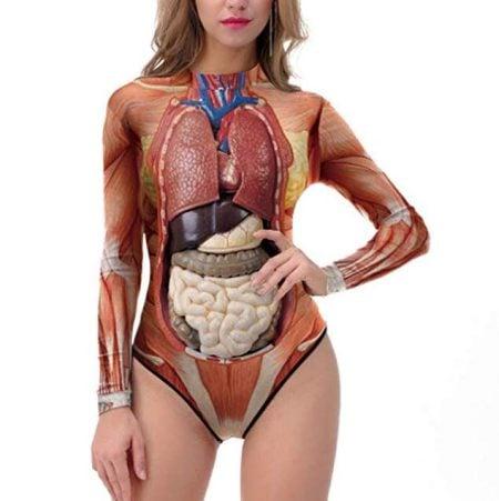 Anatomically Correct Swimsuit
