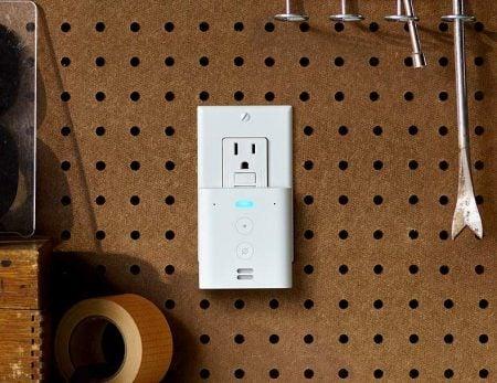 Amazon Echo Flex Plug-In Smart Speaker