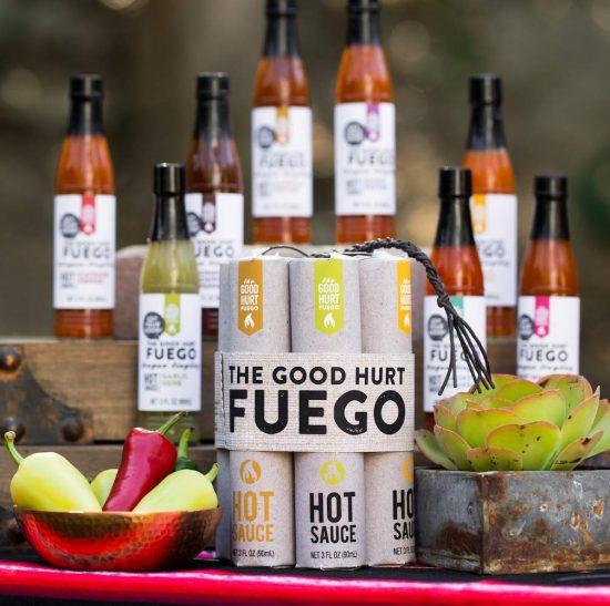 Fuego Sauce Gift Set