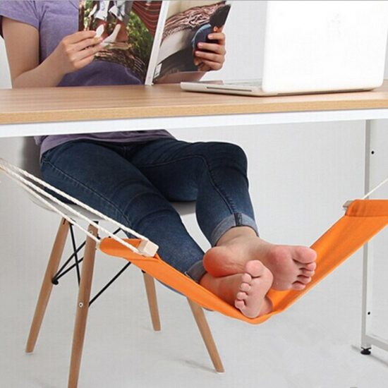 Desk Foot Hammock