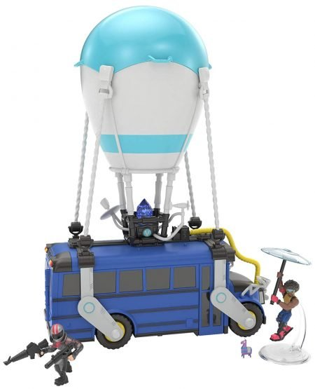 Fortnite Battle Bus Toy