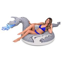 Ice Dragon Pool Float