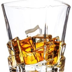 Iceberg Whiskey Glass Set