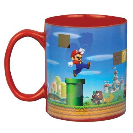 Mario Heat Changing Mug