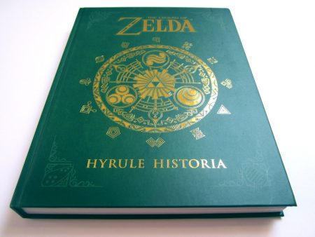 The Legend of Zelda: Hyrule Historia Book