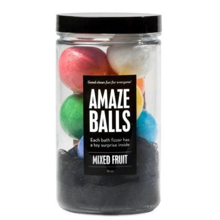 Amazeballs Mini Bath Bombs