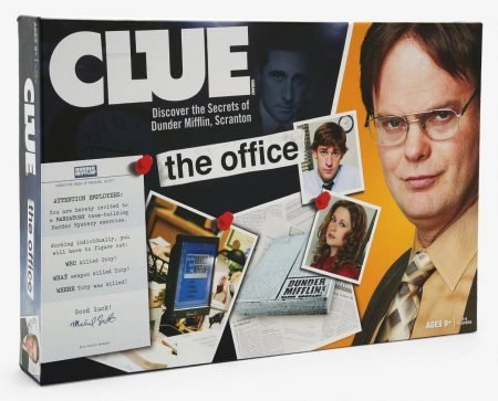 Clue: The Office Edition