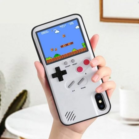 Handheld Retro Game Console Phone Case
