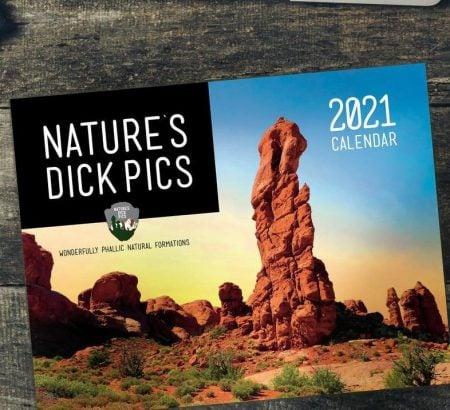 Natures Dick Pics 2021 Calendar