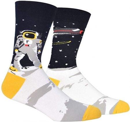 One Giant Leap Socks