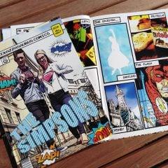 Personalized Comic Books