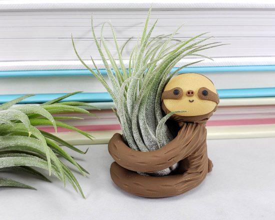 Sloth Air Planter