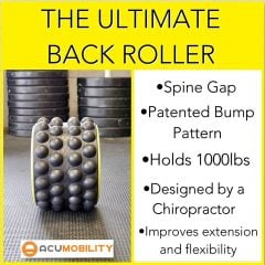 The Ultimate Back Roller