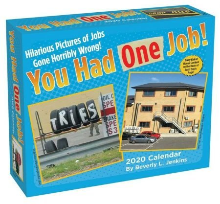 You Had One Job 2020 Day-to-Day Calendar