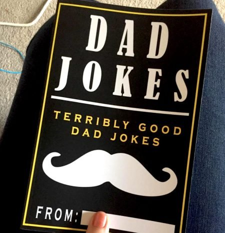 Dad Jokes Book