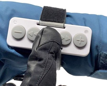 Easy-Press Buttons for Gloves