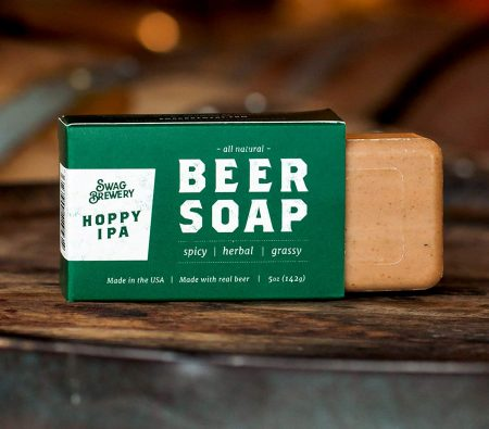 Hoppy Beer Soap