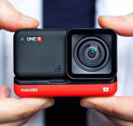 Insta360 ONE R: Modular 360 Camera