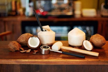 Coconut Opening Kit