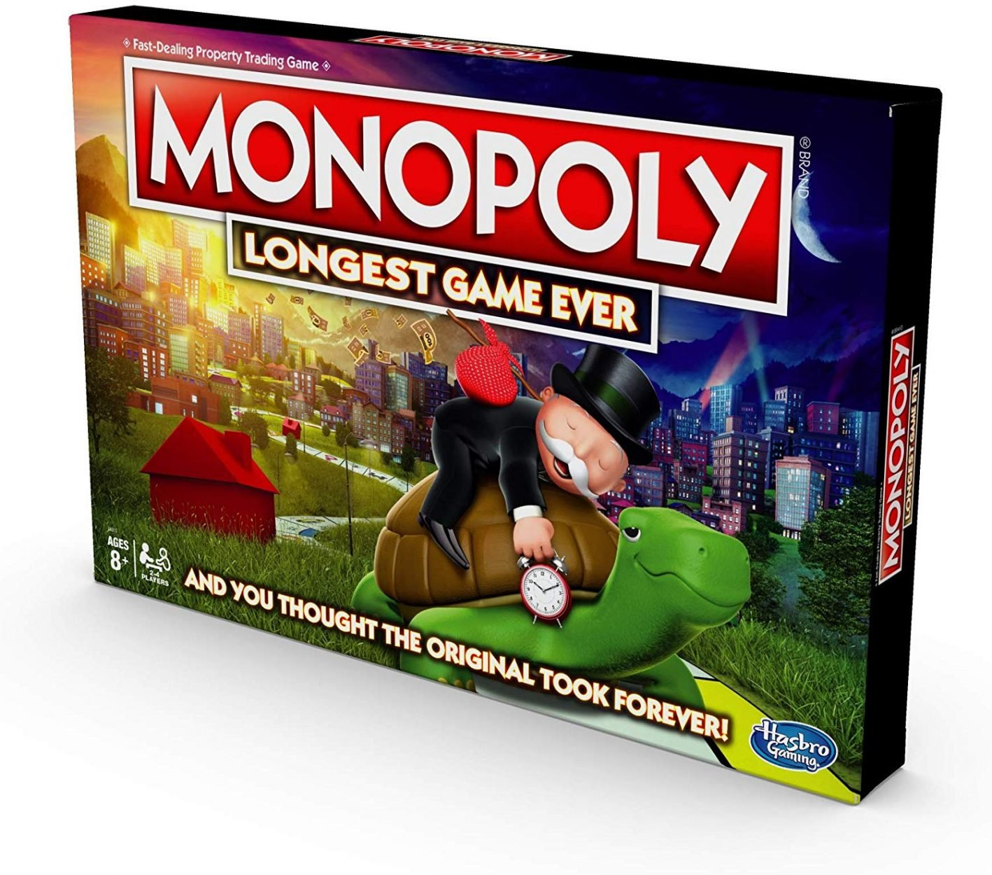 Monopoly Longest Game Ever Edition