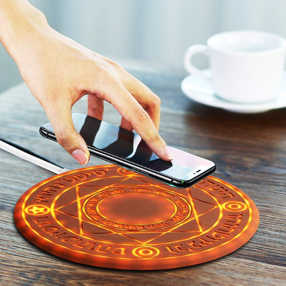 Mystical Wireless Charging Pad