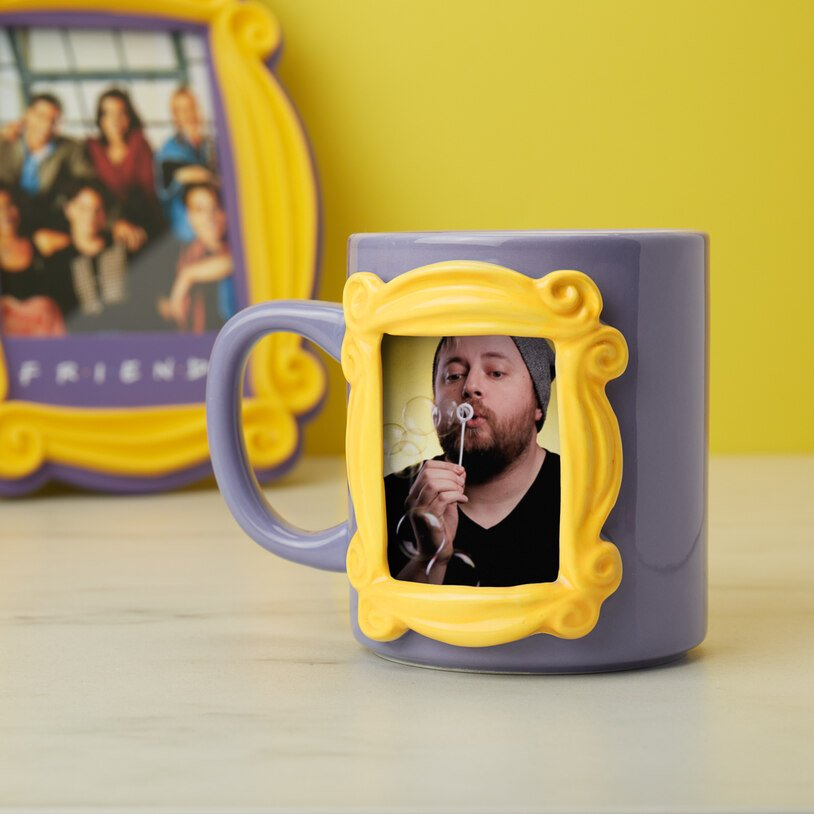 Friends Photo Frame Mug