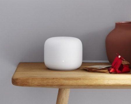Google Nest Mesh Wifi
