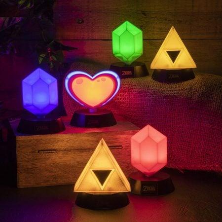 Legend Of Zelda Night Lights