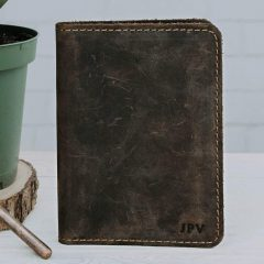 Monogram Passport Holder