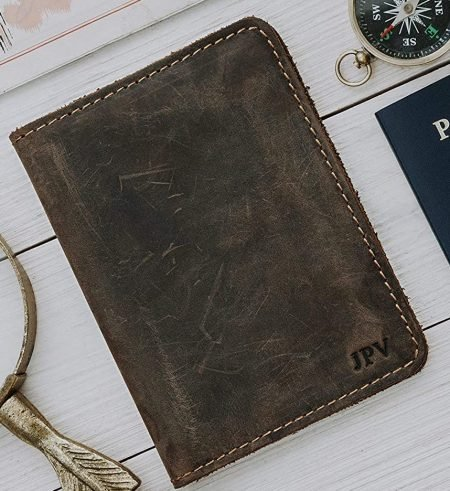Monogram Passport Holder