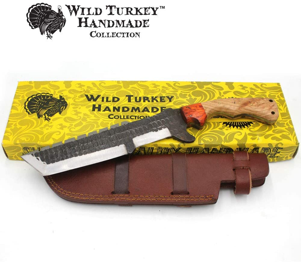 Wild Turkey Fixed Blade Tracker Knife