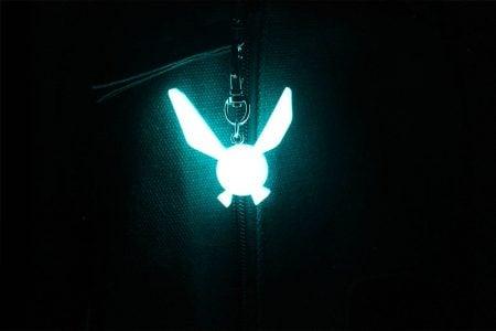Zelda Navi Glow In The Dark Necklace