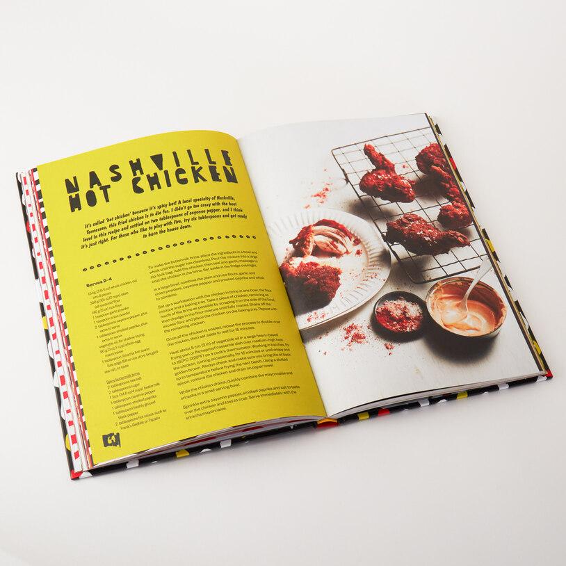 F*ck That's Hot! Recipe Book
