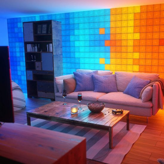 Nanoleaf-square-Light-Changing-Panels
